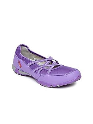 FILA Women Purple Alina Casual Shoes