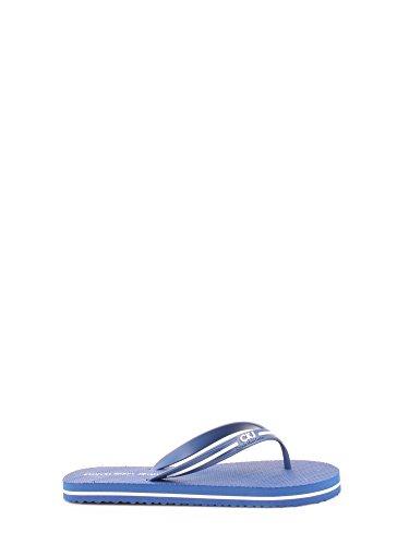 Calvin Klein Jeans SE8398 Infradito Uomo Ocean/white 41