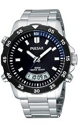 Pulsar 3-Hand Ana-Digi Men's watch #PVR065