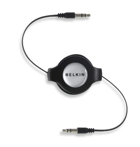 Belkin Retractable Auxiliary Cable