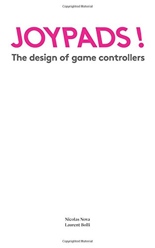 Joypads!: The Design Of Game Controllers