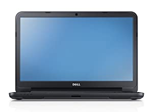 Dell Inspiron 15.6-inch Laptop (Black) - (Intel Core i3 3217U 1.8GHz, 6GB RAM, 1TB HDD, DVDRW, LAN, WLAN, Webcam, Integrated Graphics, Windows 8)