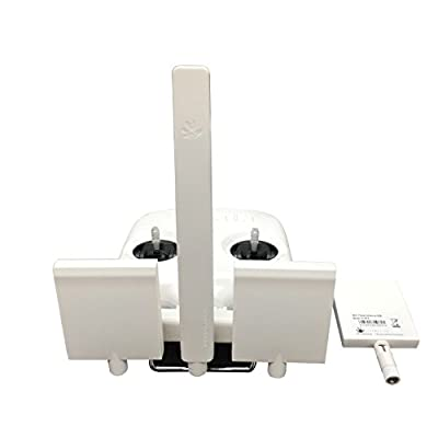 BlueProton DJI Phantom 3 Standard WiFi Signal Range Extender Antenna Kit w 10dBi 5.8GHz Omni by ARGtek