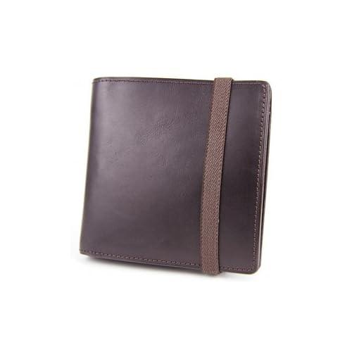 [ボーデッサン] BEAU DESSIN S.A. 二つ折り財布 CL408 CLATTA クラッターシリーズ ブラック BD-CL408-BK
