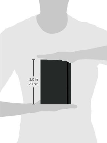 Solid Black: Essential Everyday Journal