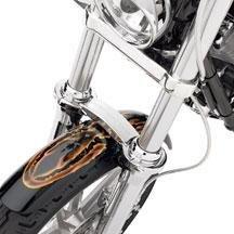 H-D SE Chrome Fork Brace 46595-06A