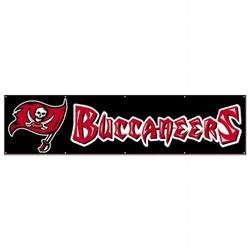 NFL Tampa Bay Buccaneers 8 Foot Banner by Party Animal