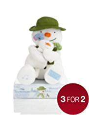 Musical The Snowman™ & The Snowdog Toy
