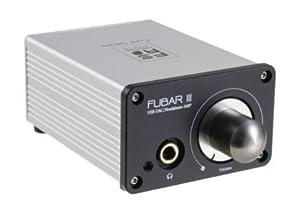 Audiophile Products Fubar III - Black USB DAC / Headphone Amplifier
