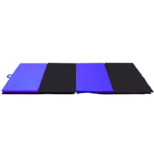 "Gym Mats At Sports Direct: 4' X 10' X 2"" PU Leather Gymnastics Tumbling"