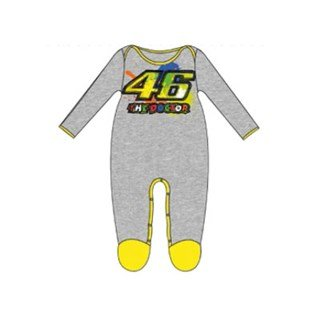 new-2016-valentino-rossi-46-paint-baby-overall-grey-m-12-months