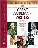 img - for Student's Encyclopedia of Great American Writers (5 volume set) book / textbook / text book