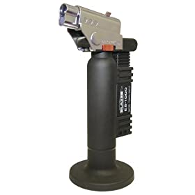 Blazer ES1000CR Spitfire Butane Refillable Torch