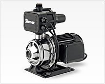 Amazon.com: Simer 3075SS whole house water pressure booster pump: Home ...