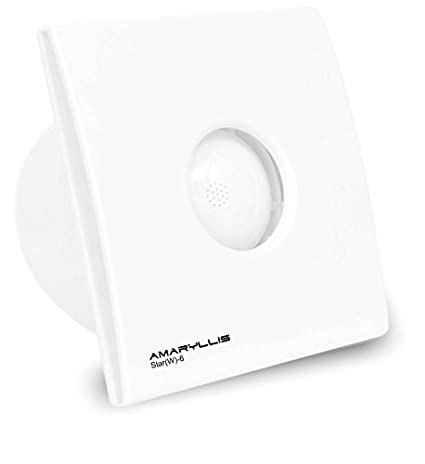 Amaryllis Star-6 5 Blade 150mm Exhaust Fan