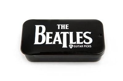 Planet Waves Beatles Signature Guitar Pick Tins