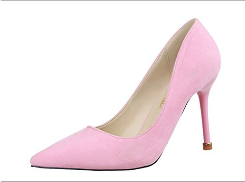 imaysontm-womens-thin-shoes-suede-leather-sexy-high-heels-platform-cusp-pump38-m-eu-75-bm-us-pink