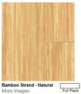 Living Bamboo Strand-Natural laminate wood flooring 12.3mm (floors sample 1PC)