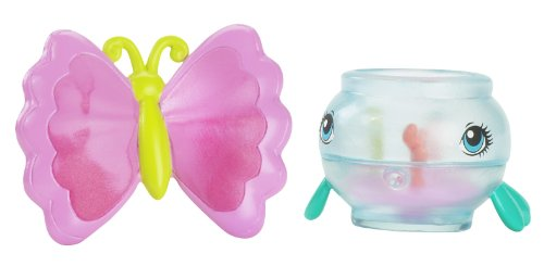 Picture of Mattel Polly Pocket Color Change Hermit Pail & Sandcrab Figure (B003Y5HN1W) (Mattel Action Figures)