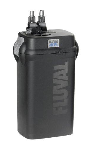 Fluval 405 External Canister Filter - 110V, 340 gallons per hour