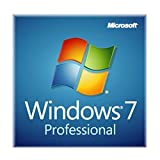 Windows 7 Professional SP1 32bit (Full) System Builder OEM DVD 1 Pack [Old Packaging]