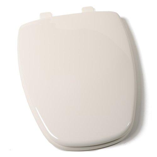 Buy new comfort seats c1b3e9s 02 ez close premium eljer new emblem design plastic toilet seat - Toilet seats design ...