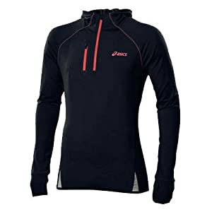 ASICS FUJI Hooded T-shirt Course à Pied - XL