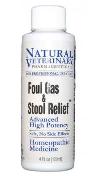 Foul Gas and Stool Relief for Pets 4 Ounces