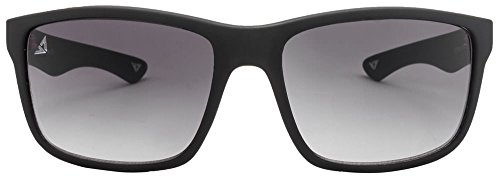 Vincent Chase VC 5188 Matte Black Grey Gradient C1 Sunglasses (103747)