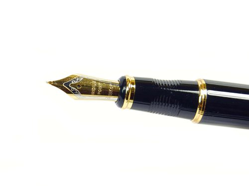 Very calligraphy pen vintage black calligraphy mm fountain