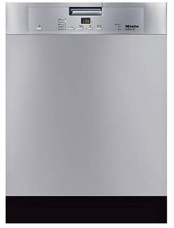 Miele G 4203 SCU CLST Lave-vaisselle 46 dB A+ Argent
