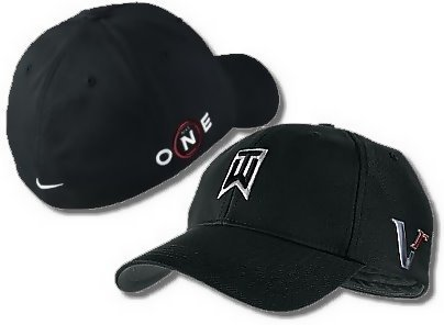 All About Tiger Woods  Tiger Woods TW Cap BLACK Size M L b396ca76c08