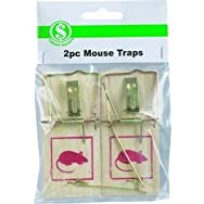 dib Global Sourcing HW050 Mouse Trap - Smart Savers Pack of 12