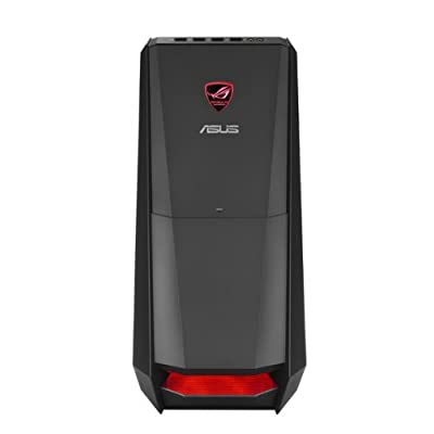 ASUS ROG G30AK Gaming Desktop (Core i7/8GB RAM/1TB HDD with 128GB SSD/NVIDIA GeForce GTX760 3GB Graphics), Black