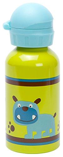 C.R. Gibson Kids Aluminum Water Bottle, Dog