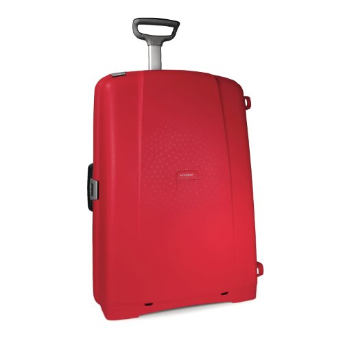 Samsonite Luggage F'Lite Upright 30 Wheeled Suitcase, Red, One Size special discount