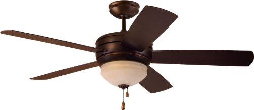 Emerson Cf850Vnb Summerhaven Ceiling Fan, Venetian Bronze