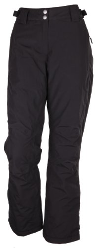 High Peak Damen Ski Pant Smith, black, M/ 40, 220106116P
