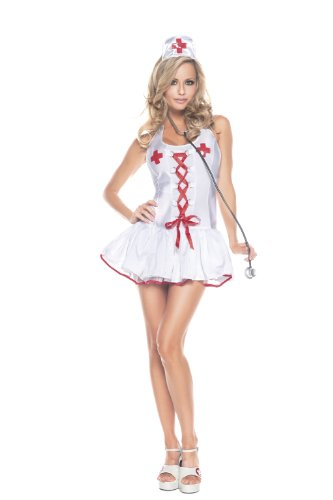 Be Wi (Naughty Nurse Halloween Costume)
