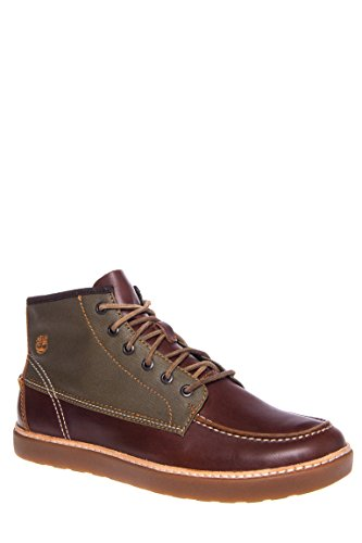 Men's Hudston Canvas Chukka Shoes
