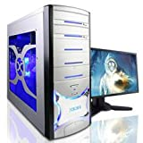 Titanium Gamer AMTI9021 Gaming Computer with 2.8GHz AMD Phenom II X4 925 Pr ....