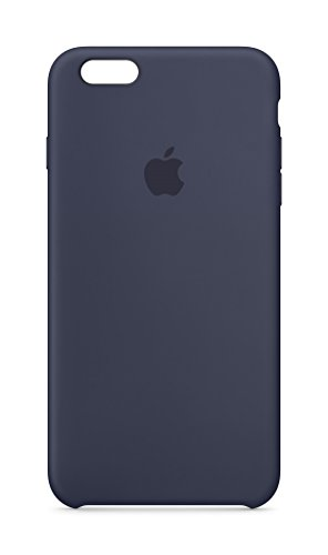 Apple MKXL2ZM/A Silikon Schutzhülle für Apple iPhone 6 Plus/6S Plus  mitternachtsblau