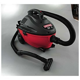 Craftsman 9-17612 Wet/Dry Vacuum, 4 gallon (Craftsman Wet And Dry Vacuum compare prices)