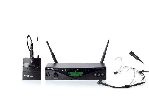 Akg Pro Audio Wms470 Pres Set Bd7 50Mw - Eu/Us/Uk Wireless Lavalier Microphone