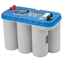 Optima Batteries D27M BlueTop Group 27 Marine Battery