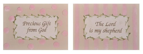Cotton Tale Designs Heaven Sent Girl Wall Art