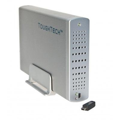 TOUGHTECH SECURE-Q ENCLOSURE FOR 3.5 SATA HDD. 256 BIT HARDWARE ENCRYPTION. 3 PR
