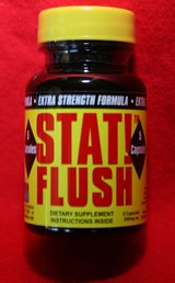 Stat 1 Hour Emergency Flush Detox Fast Triple Acting Blood, Urine, Saliva