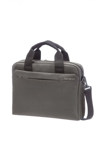 "Samsonite Cartella Network 2 Laptop Bag 11""-12.1"" 6 liters Grigio (Iron Grey) 51882-1449"