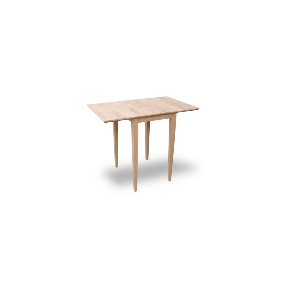 Dining Table Leaf Drop Dining Tables